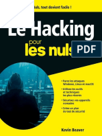 Le Hacking Pour Les Nuls