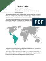 América Latina o Latinoamérica