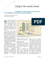 Mitigating fouling in the caustic tower.pdf