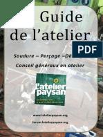 Guide de l Atelier