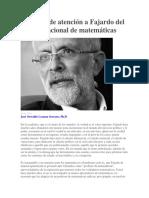Llamado de atención a Fajardo del premio nacional de matemáticas.docx