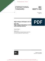 IEC 62271-102-2001