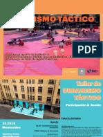 18 | Taller de urbanismo táctico. Montevideo | Uruguay