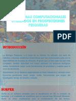 Programas Computacionales Utilizados en Prospecciones Pesqueras