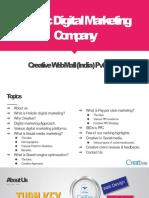 Digital Marketing Ppt 2018 Slideshare Converted