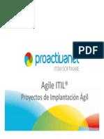 proyectos de implantacion agil