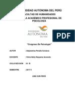 Conferencia Pilar Sordo, Jose Anicama y Antonio La Puente