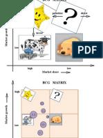 Procter and Gamble Matrix