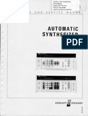 3330a B Osm 2 Pdf Control Theory Digital Electronics