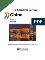 China 2019 OECD Economic Survey Overview