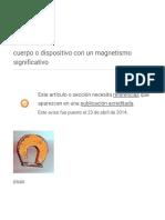 Imán - Wikipedia, la enciclopedia libre.PDF