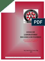 LABORATORIOS MECANICA DE FLUIDOS 2019.docx