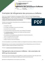 Exemples de réingénierie des processus d'affaires.pdf