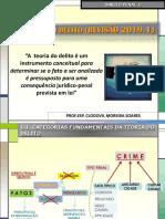 01_TEORIA DO DELITO REVISÃO 2019 1 DP II (ate tipicidade) pdf.pdf