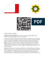 Lista Biográfica Parcial de Emires Eslavos de Turtusa