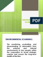 Environmental Scanning 2