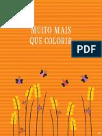 Muito Mais Que Colorir