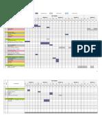 Cronograma de Obras- Notaria
