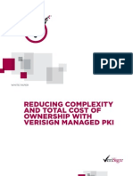 Whitepaper Cost Effective Pki