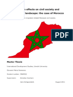 SEMERARO, Giovanni Maria - Migration effects on civil society and institutional landscape _ the case of Morocco.pdf