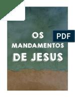 Os Mandamentos Jesus