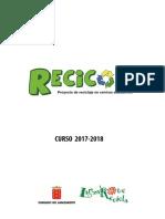 Bases Proyecto Recicole Curso 17 18