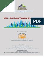 Brochure MBA REVM Final
