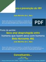 Prevenção ao HIV para Ensino Médio