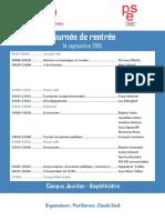 Programme Journeederentree2018