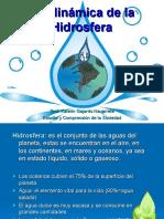 La Dinamica de La Hidrosfera (1)
