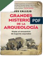 Callejo Jesus - Grandes Misterios De La Arqueologia.pdf
