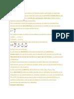 DENSIDAD CONCEPTOS Y FORMULAS 7° BASICO