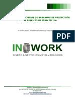 Informe final de procedimiento Instalacion de barandas de seguridad - Edificio Insecticidas.pdf