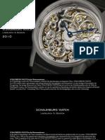 Lindburgh & Benson Catalog 2010