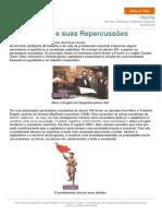 O Século XIX e Suas Repercussões