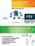 BASE de DATOS Aplicaciones 3