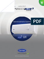 x Power Blue 3 Carrier