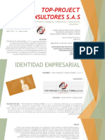Top-project Consultores Sas Ejercicio Academico