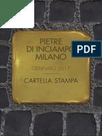 Pietre Di Inciampo Milano