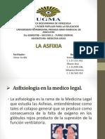 Deapositiva La Asfixia