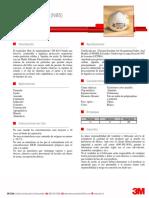 3M Protección Respiratoria Desechable - 8210