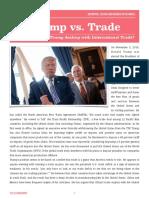 Trump vs. Trade