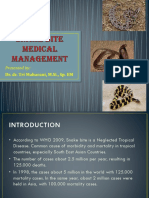 Dr. Dr. Tri Maharani, m.si., Sp. Em - Snake Bite Medical Management Crebon