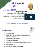 Analisis de Sistemas de Potencia - Unidad I