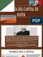 La Teoría Del Capital-Hayek