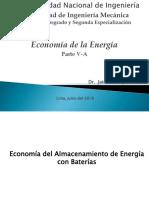 Economía de La Energia- Doctorado- Parte v-A . 2018