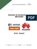 Estandar de instalacion GUL Entel MBTS3900 V4.0 15Apr.pdf
