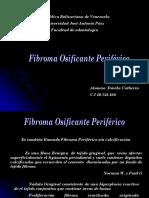 Fibroma Osificante Periferico