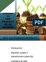 U11 Productos de ahorro.odp