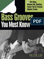 50 Bass Grooves - David Santos - TrueFire 2013.pdf